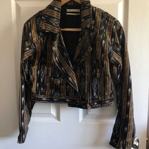 Urban outfitters Boho Pattern Jacket